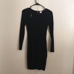 Bar 111 black dress